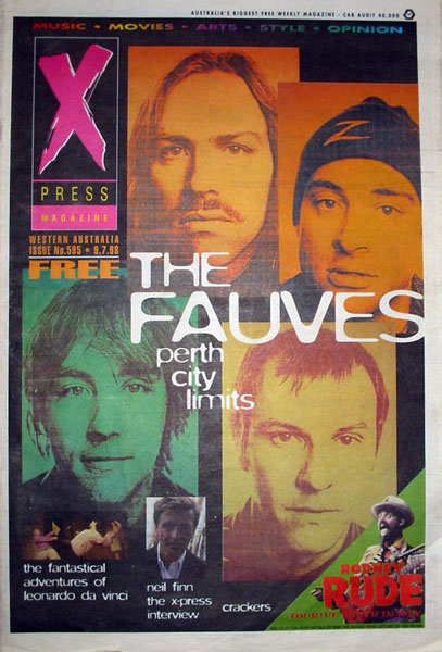 the fauves - the band
